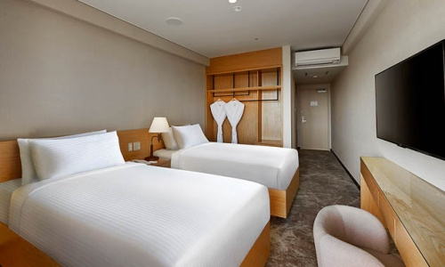 ANSA Okinawa Resort Deluxe Room