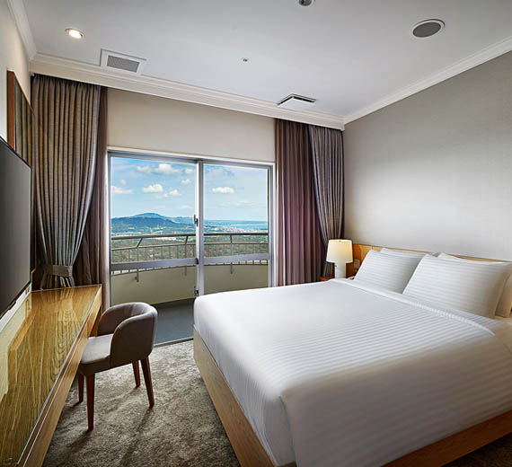 ANSA Okinawa Resort Rooms